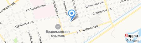 АвтоColor на карте Абакана