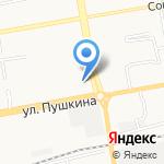 Ломбард русский кредит на карте Абакана