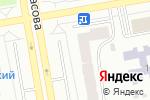Схема проезда до компании DNS TechnoPoint в Абакане