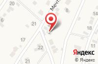 Схема проезда до компании Магнит в Озерецком