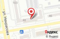 Схема проезда до компании Красноярская районная ветеринарная станция в Красном Яре