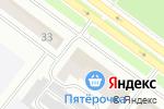 Схема проезда до компании Банкомат, Промсвязьбанк, ПАО в Абакане