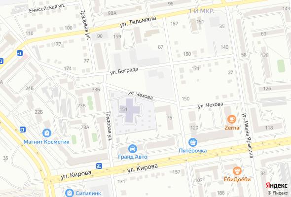 продажа квартир по ул. Чехова, 135