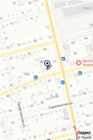 Знание Абакан Переподготовка обучение бизнесу и рабочим  Знание на карте Абакана