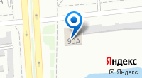 Компания Магазин автоэмалей на ул. Крылова на карте