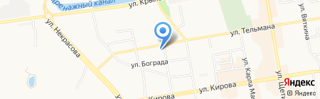 TYREPLUS на карте Абакана
