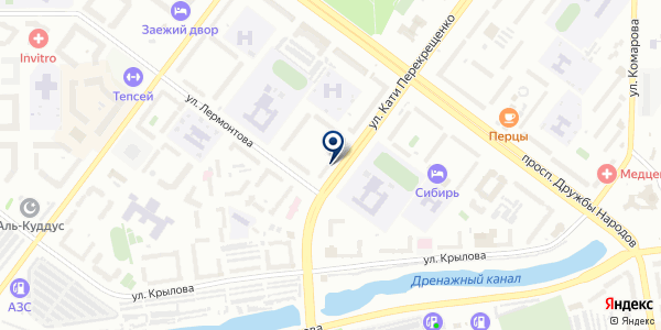 Автоштучки на карте Абакане