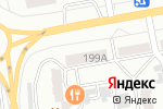 Схема проезда до компании Ням-Ням в Абакане