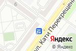 Схема проезда до компании Принт ТОЧКА в Абакане