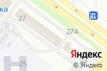 Схема проезда до компании Сбербанк, ПАО в Абакане