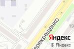 Схема проезда до компании ЮРИС в Абакане