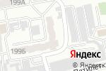 Схема проезда до компании Территориальный фонд обязательного медицинского страхования Республики Хакасия в Абакане