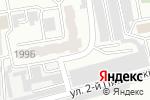 Схема проезда до компании SOZDAWAY в Абакане