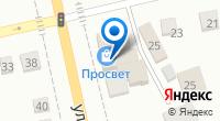 Компания PROсвет, магазин крепежа на карте