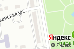 Схема проезда до компании Катюша в Абакане
