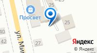 Компания Toyota club на карте