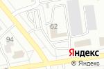 Схема проезда до компании Межрайонный регистрационно-экзаменационный отдел ГИБДД МВД по Республике Хакасия в Абакане