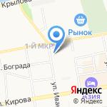 Русь-Финэксперт на карте Абакана