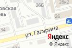 Схема проезда до компании Амыл в Абакане