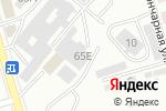 Схема проезда до компании Мини-маркет №65 в Абакане