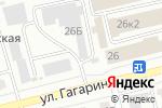 Схема проезда до компании Столовая в Абакане