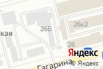 Схема проезда до компании СтальСтройКомплект в Абакане