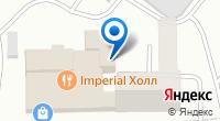 Компания ХГУ на карте
