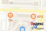 Схема проезда до компании Суши Мушу в Абакане