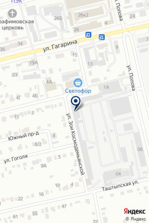 Japan truck на карте Абакана