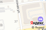 Схема проезда до компании Эксперт-Оценка в Абакане