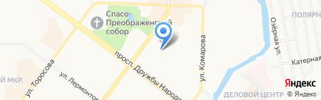 Мастерская по ремонту бензо и электроинструмента на карте Абакана