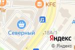 Схема проезда до компании Банкомат, Сбербанк, ПАО в Абакане
