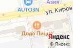 Схема проезда до компании Нотариус Кирякова Н.А. в Абакане