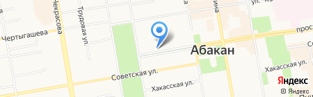 Doner Kebab на карте Абакана