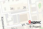Схема проезда до компании АВТОДОКТОР ХАКАСИИ в Абакане
