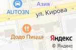 Схема проезда до компании Дальневосточный банк, ПАО в Абакане
