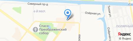 Якудза на карте Абакана
