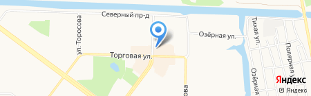Импульс+ на карте Абакана