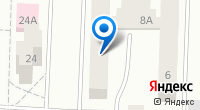 Компания Сириус на карте