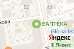 Схема проезда до компании PS 4Pro в Абакане
