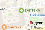 Схема проезда до компании Зодчие в Абакане