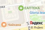 Схема проезда до компании Архидея в Абакане