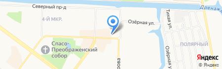 Желание на карте Абакана