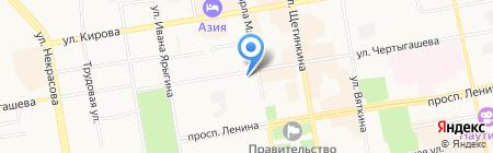 Идеи подарков на карте Абакана