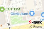 Схема проезда до компании Русалочка в Абакане