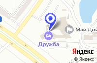 Схема проезда до компании ТОРГОВАЯ ФИРМА ИНТЕРХОЛОД в Абакане