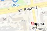 Схема проезда до компании Юг Сибири в Абакане