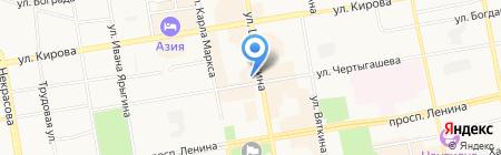 ЮрИнформ Сервис на карте Абакана