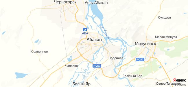 11 автобус в Минусинске