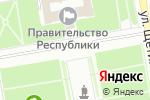 Схема проезда до компании СЭЛ-СТРОЙ в Абакане